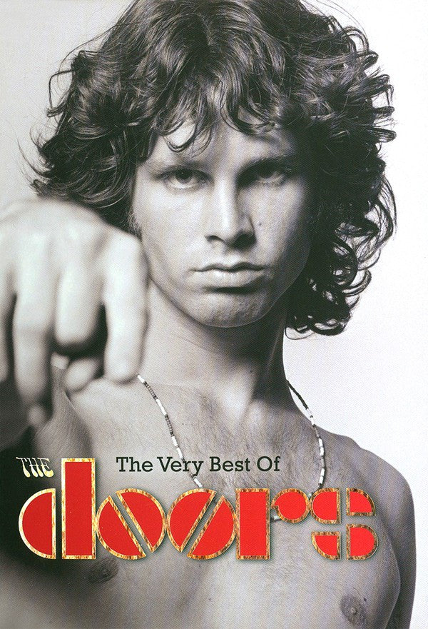 The Doors - The Very Best Of The Doors (2xCD, Comp, RM + DVD-V, Multichannel, NTSC, DTS + ) - USED