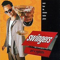 Various - Swingers. Get A Nightlife (CD, Comp) - USED
