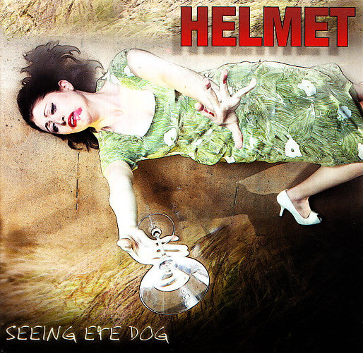 Helmet (2) - Seeing Eye Dog (2xCD, Album, S/Edition, Gat) - USED