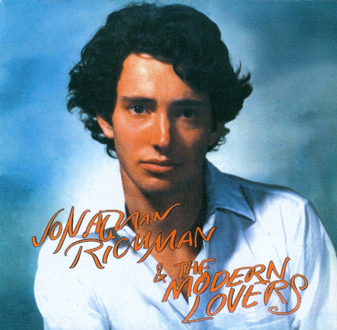 Jonathan Richman & The Modern Lovers - Jonathan Richman & The Modern Lovers (CD, Album, RE, RM) - USED
