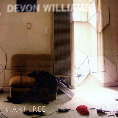 Devon Williams (2) - Carefree (LP, Album) - USED