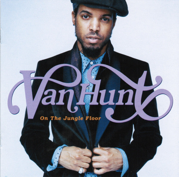 Van Hunt - On The Jungle Floor (CD, Album) - USED