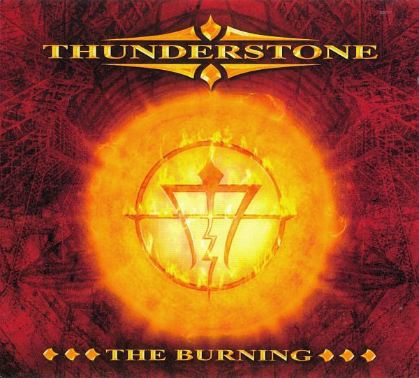 Thunderstone - The Burning (CD, Album, Ltd, Dig) - USED