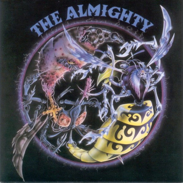 The Almighty - The Almighty (CD, Album) - USED