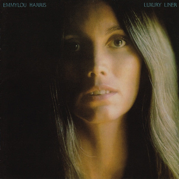 Emmylou Harris - Luxury Liner (CD, Album, RE) - USED