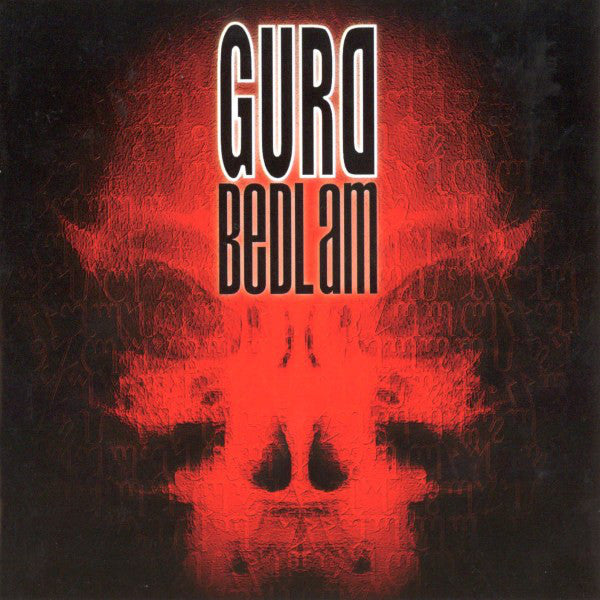 Gurd - Bedlam (CD, Album) - USED