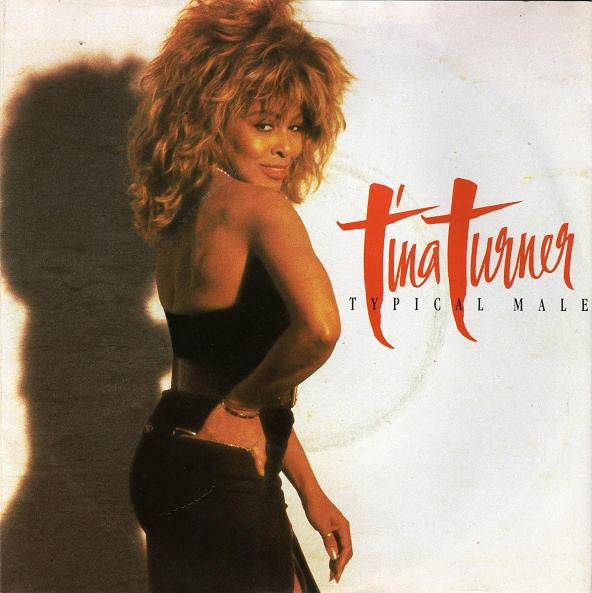 "Tina Turner - Typical Male (7"") - USED"