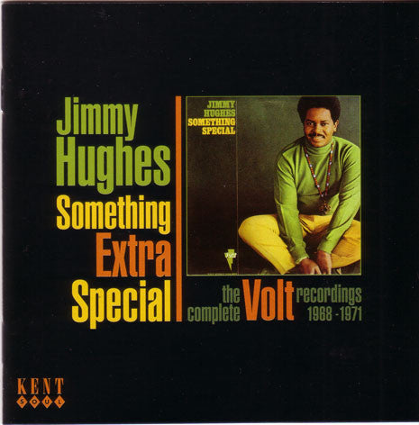 Jimmy Hughes - Something Extra Special - The Complete Volt Recordings 1968-1971 (CD, Comp) - USED
