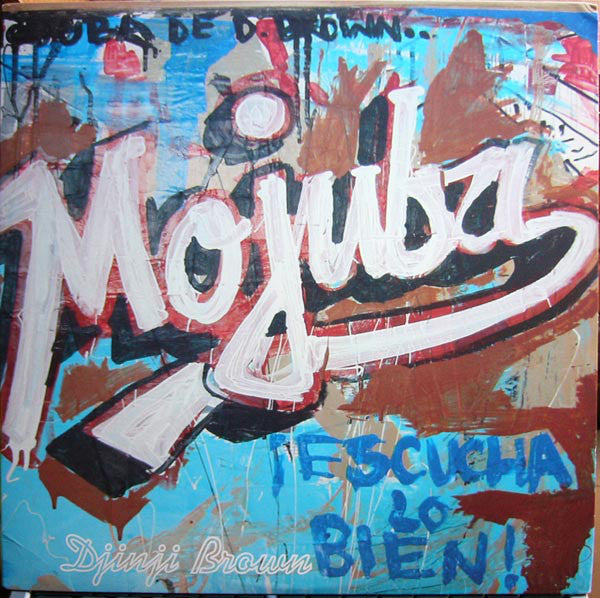 "Djinji Brown - Mojuba (12"") - USED"