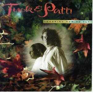 Tuck & Patti - Learning How To Fly (CD, Album) - USED