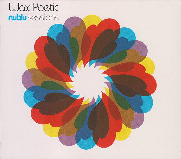Wax Poetic - Nublu Sessions (CD, Album) - USED