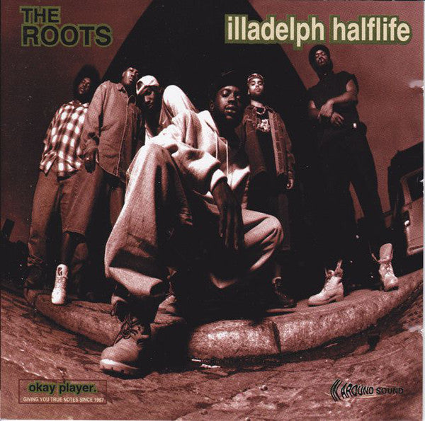 The Roots - Illadelph Halflife (CD, Album) - USED