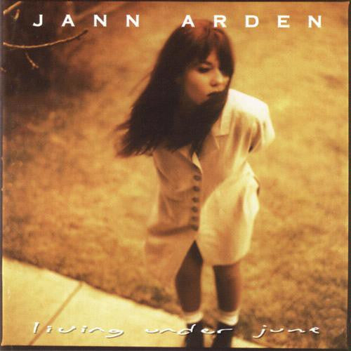 Jann Arden - Living Under June (CD, Album) - USED