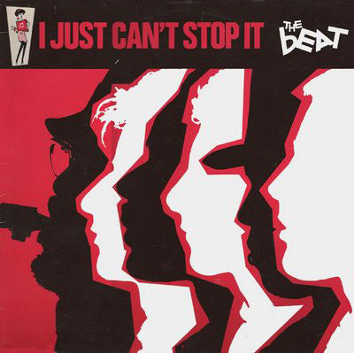 The Beat (2) - I Just Can't Stop It (LP, Album) - USED