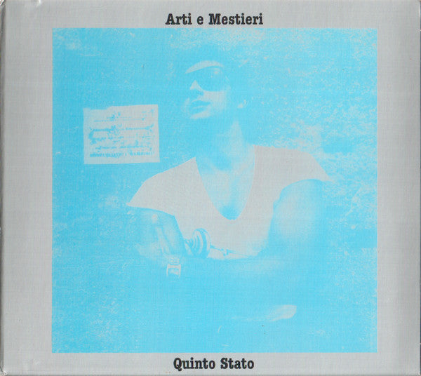 Arti E Mestieri* - Quinto Stato (CD, Album, RE, RM, Dig) - NEW