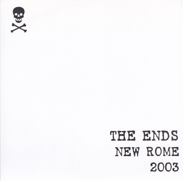 "The Ends (3) - New Rome (7"") - USED"