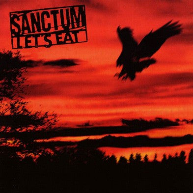Sanctum - Let's Eat (CD, Album, Promo) - USED