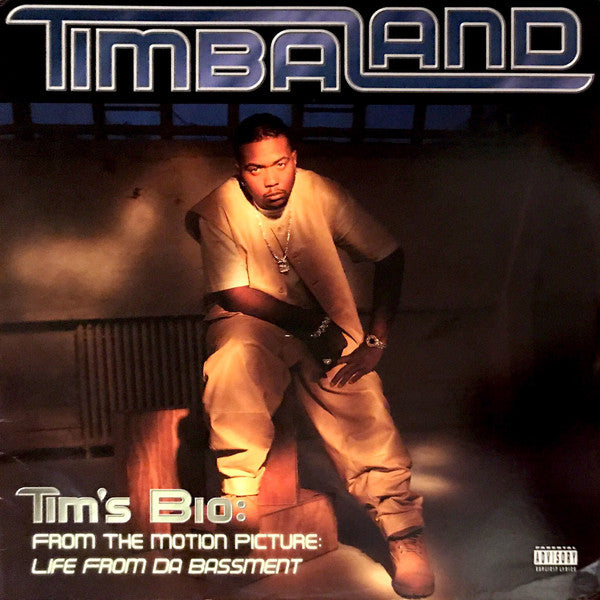 Timbaland - Tim's Bio: From The Motion Picture: Life From Da Bassment (2xLP, Album, Gat) - USED