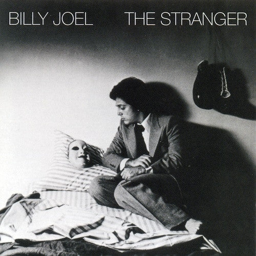Billy Joel - The Stranger (CD, Album, RE, RM) - USED