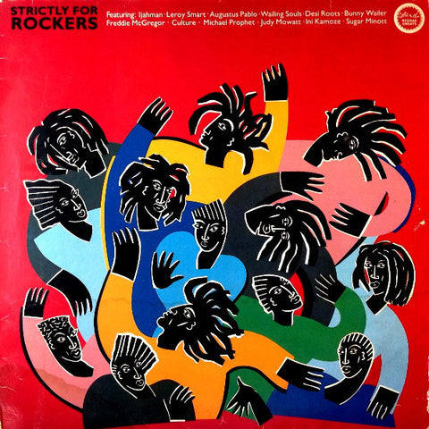 Various - Reggae Greats - Strictly For Rockers (LP, Comp) - USED
