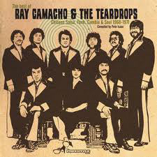 Ray Camacho & The Teardrops - The Best Of Ray Camacho & The Teardrops (CD, Comp) - USED