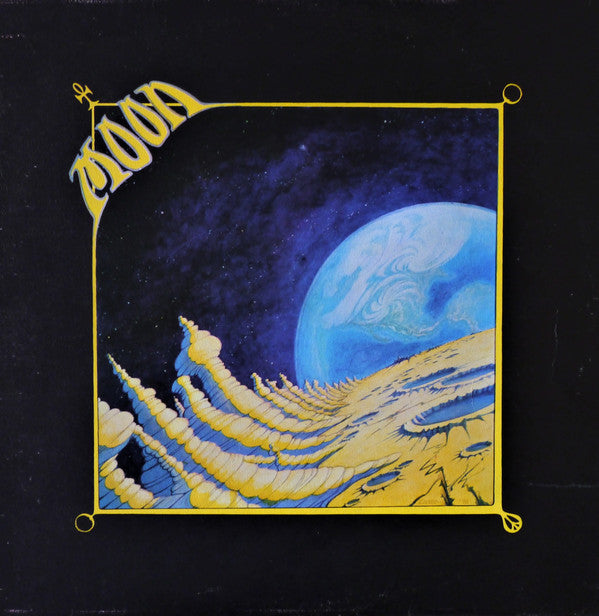 Ray Owen's Moon - Moon (LP, Album) - USED