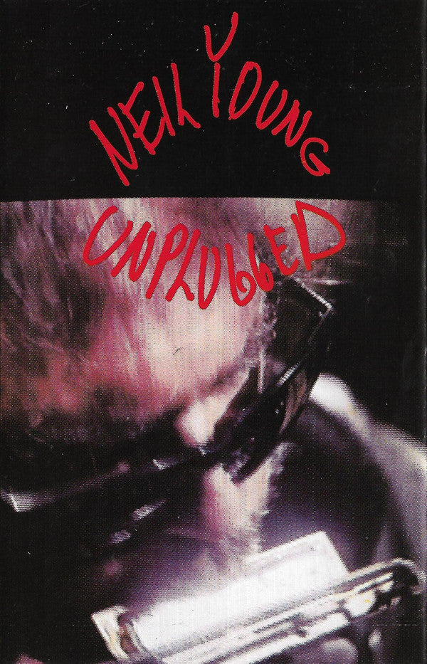 Neil Young - Unplugged (Cass, Album) - USED