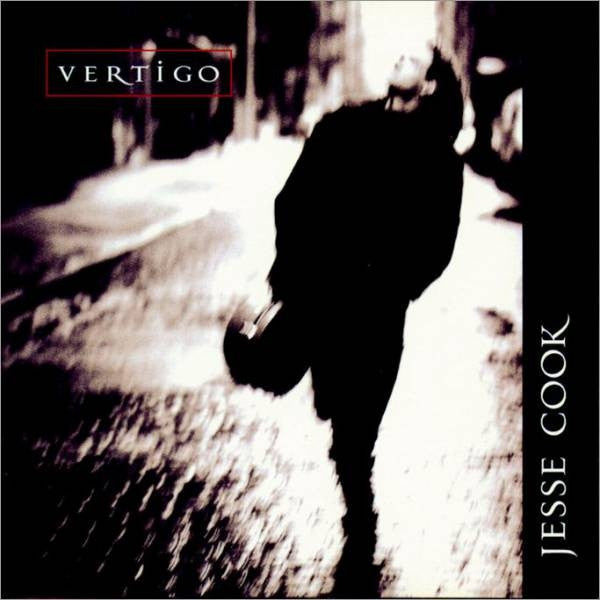 Jesse Cook - Vertigo (CD, Album) - USED