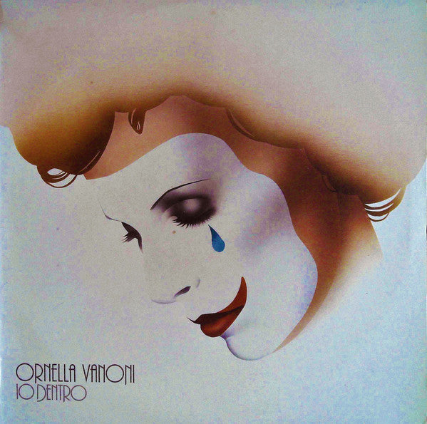 Ornella Vanoni - Io Dentro (LP, Album) - USED