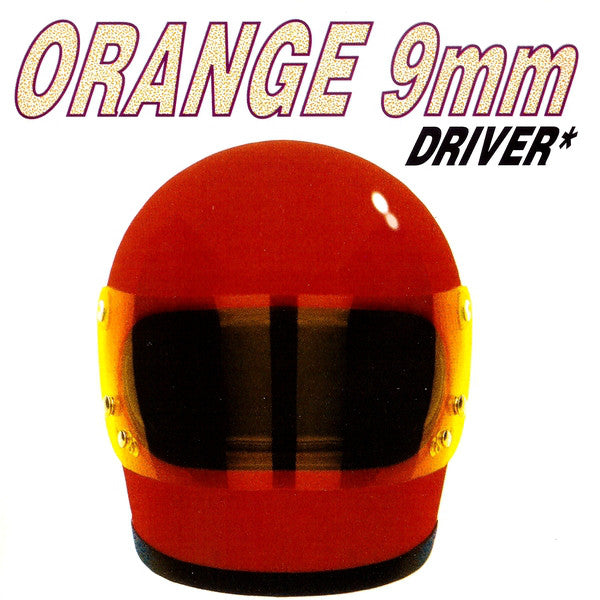 Orange 9mm - Driver Not Included (CD, Album) - USED