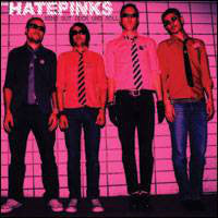 The Hatepinks - Sehr Gut Rock Und Roll (CD, Album) - USED