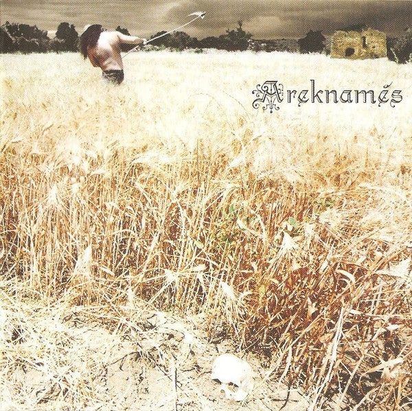 Areknamés - Areknamés (CD, Album, Pic) - NEW