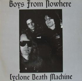 Boys From Nowhere - Cyclone Death Machine (LP, Comp) - USED