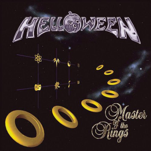 Helloween - Master Of The Rings (CD, Album, Ltd) - USED