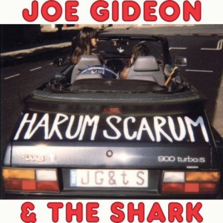 Joe Gideon & The Shark - Harum Scarum (LP, Album) - NEW