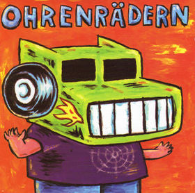 Various - Ox-Compilation #29 - Ohrenrädern (CD, Comp, Promo) - USED