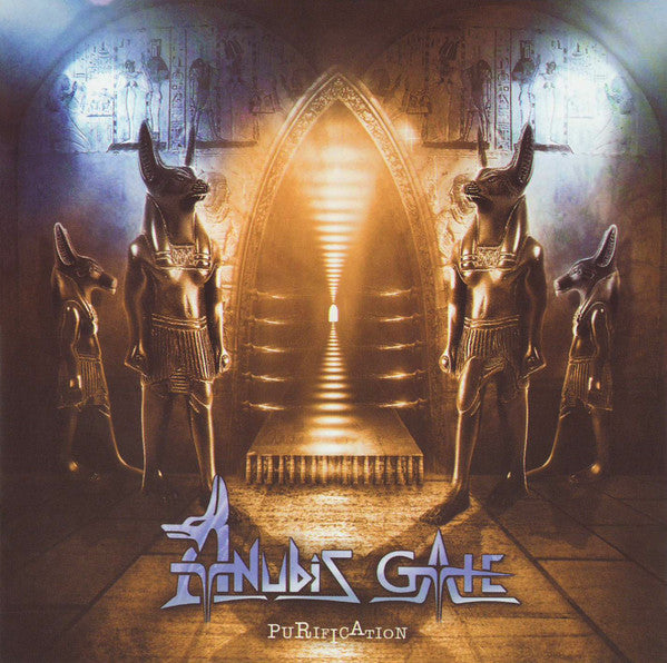 Anubis Gate - Purification (CD, Album) - USED