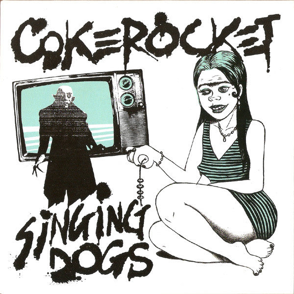 "Cokerocket / Singing Dogs (2) - Cokerocket / Singing Dogs (7"", EP) - NEW"