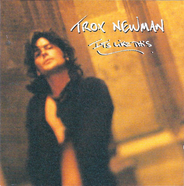 Troy Newman - It's Like This (CD, Album) - USED