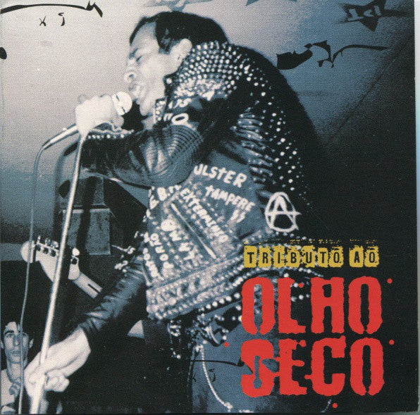 Various - Tributo Ao Olho Seco (CD, Comp) - USED