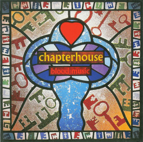 Chapterhouse - Blood Music (2xCD, Album, Ltd) - USED