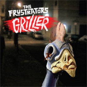 "The Frustrators - Griller (7"", EP, Ltd, Red) - NEW"
