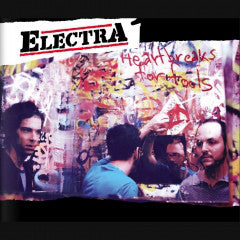 Electra (19) - Heartbreaks For Fools (CD, Album) - USED