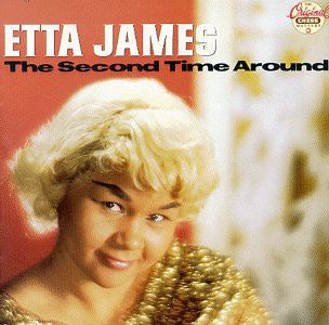 Etta James - The Second Time Around (CD, Album) - USED