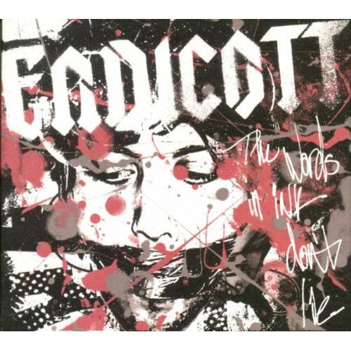 Endicott - The Words In Ink Don't Lie (CD, Album, Dig) - USED