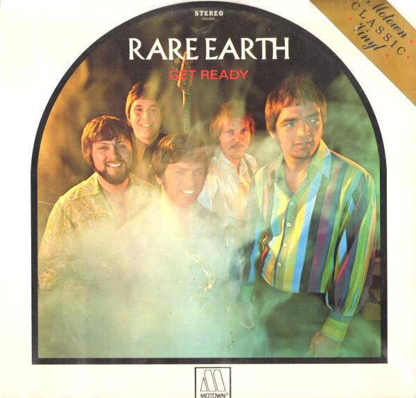 Rare Earth - Get Ready (LP, Album, RE) - USED