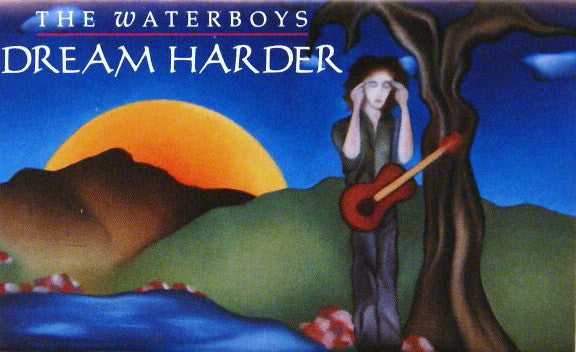 The Waterboys - Dream Harder (Cass, Album) - NEW
