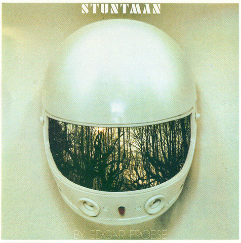 Edgar Froese - Stuntman (CD, Album, RE) - USED