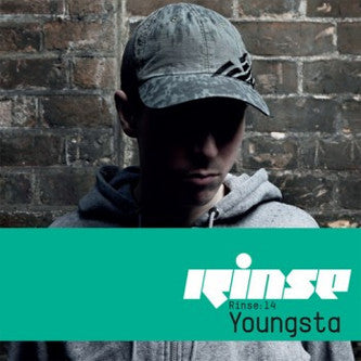 Youngsta - Rinse: 14 (CD, Mixed) - USED
