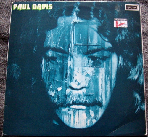 Paul Davis (3) - Paul Davis (LP) - USED